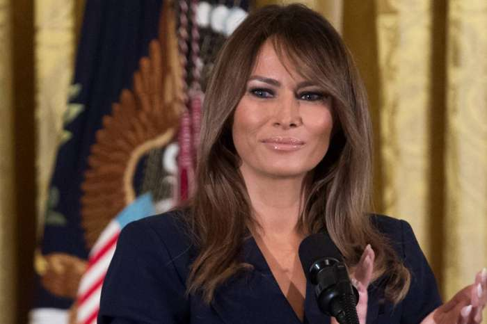 Melania Trump Changes Her Hair Drastically In New Video Amid Renewed Chemistry With The Donald