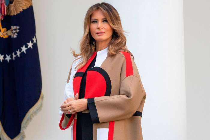 Melania Trump Returns To Washington To Be With The Donald For Christmas Amid Shutdown And She Found Some People To Blame For This Mess