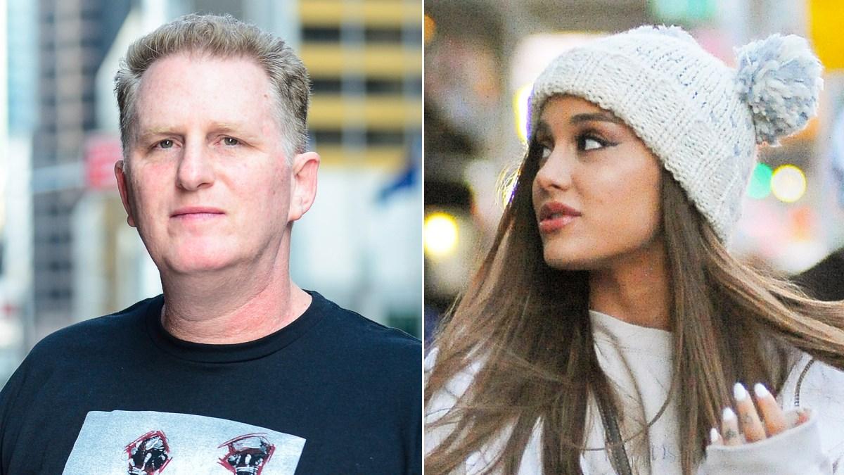 Michael-Rapaport-Ariana-Grande