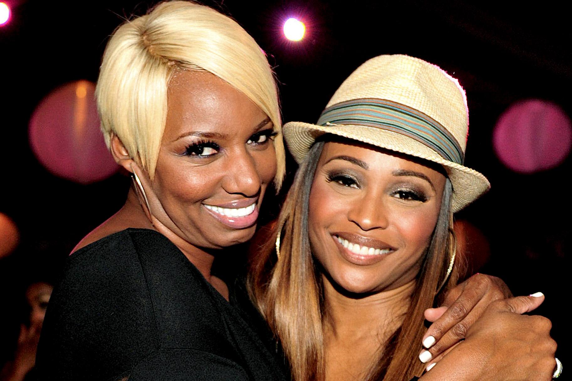 Nene and Cynthia