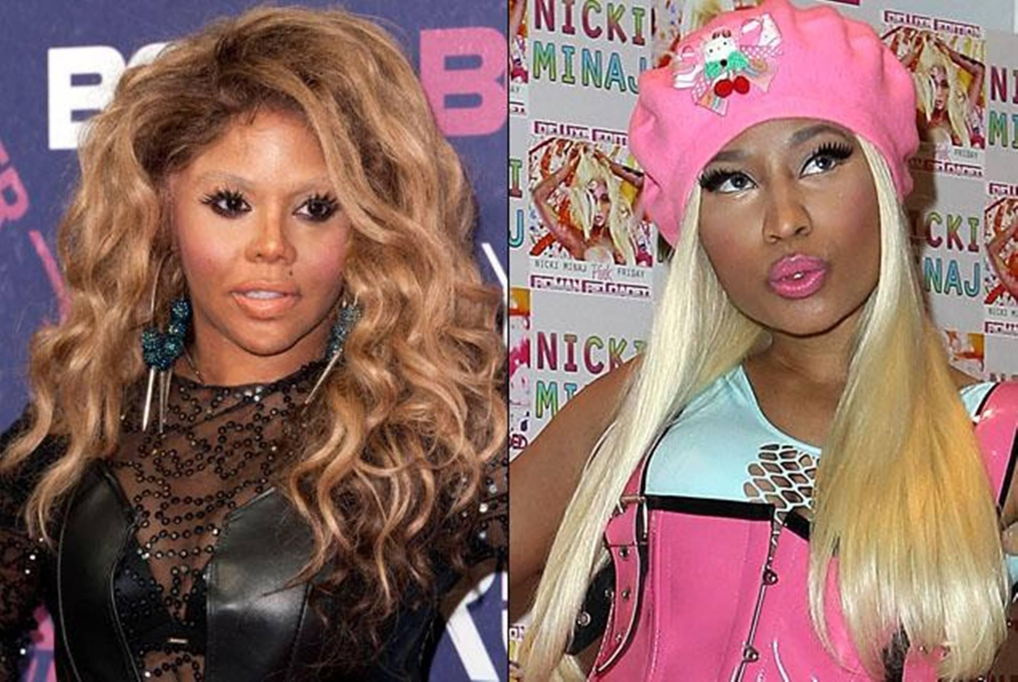 Nicki Minaj Lil Kim Vogue Japan