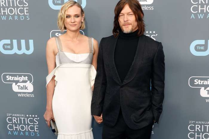 Norman Reedus Posts The Very First Peek At His Baby With Diane Kruger!