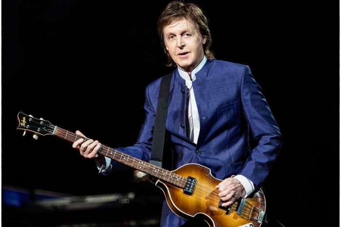 Paul McCartney Dishes On John Lennon's Greatest Fears