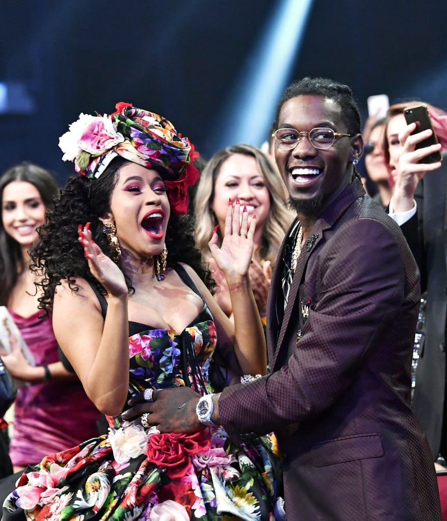 Offset Impresses Cardi B With Lots Of Christmas Presents