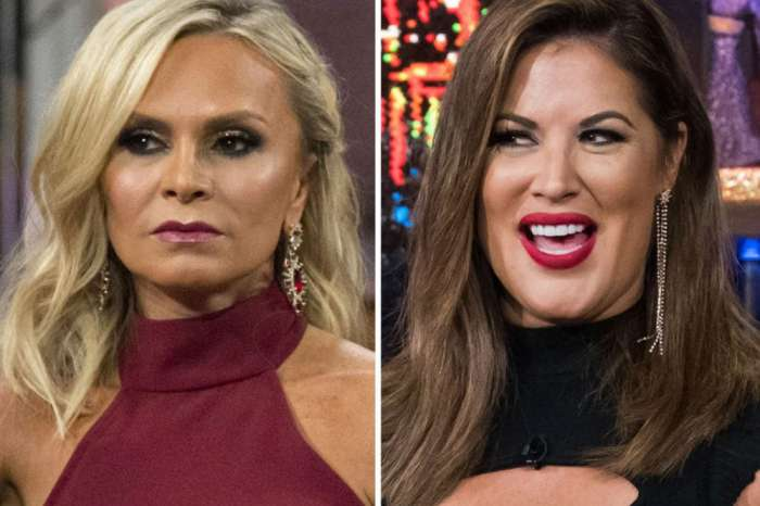 'RHOC' Emily Simpson Is Not A Girl's Girl, Slams Tamra Judges Business Over Shane Drama