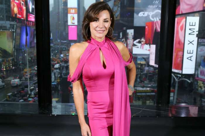 'RHONY' LuAnn De Lesseps Has No Plans To Spend Christmas Eve In Palm Beach Or With Her Children