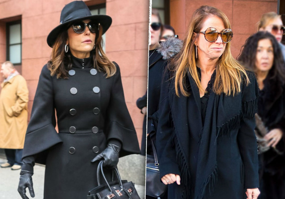 RHONY' Star Bethenny Frankel Will Bond With Former Frenemy Jill Zarin Over Dennis' Death In Season 11