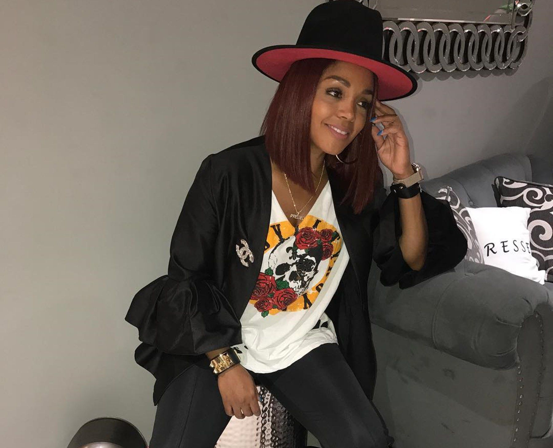 """rasheeda-frost-is-back-in-atlanta-check-out-her-funny-video-with-ky-frost-who-missed-her"""