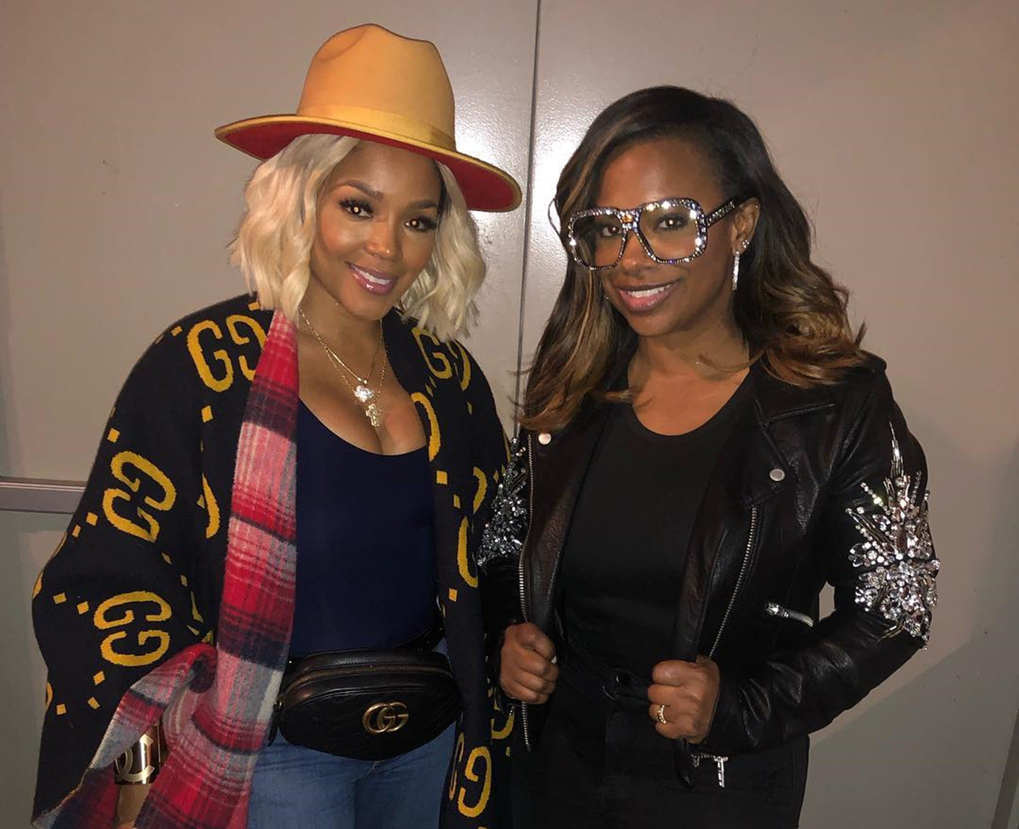 Rasheeda & Kirk Frost, Kandi Burruss, Todd Tucker, And Their Families Have Christmas Dinner Together - Watch The Video