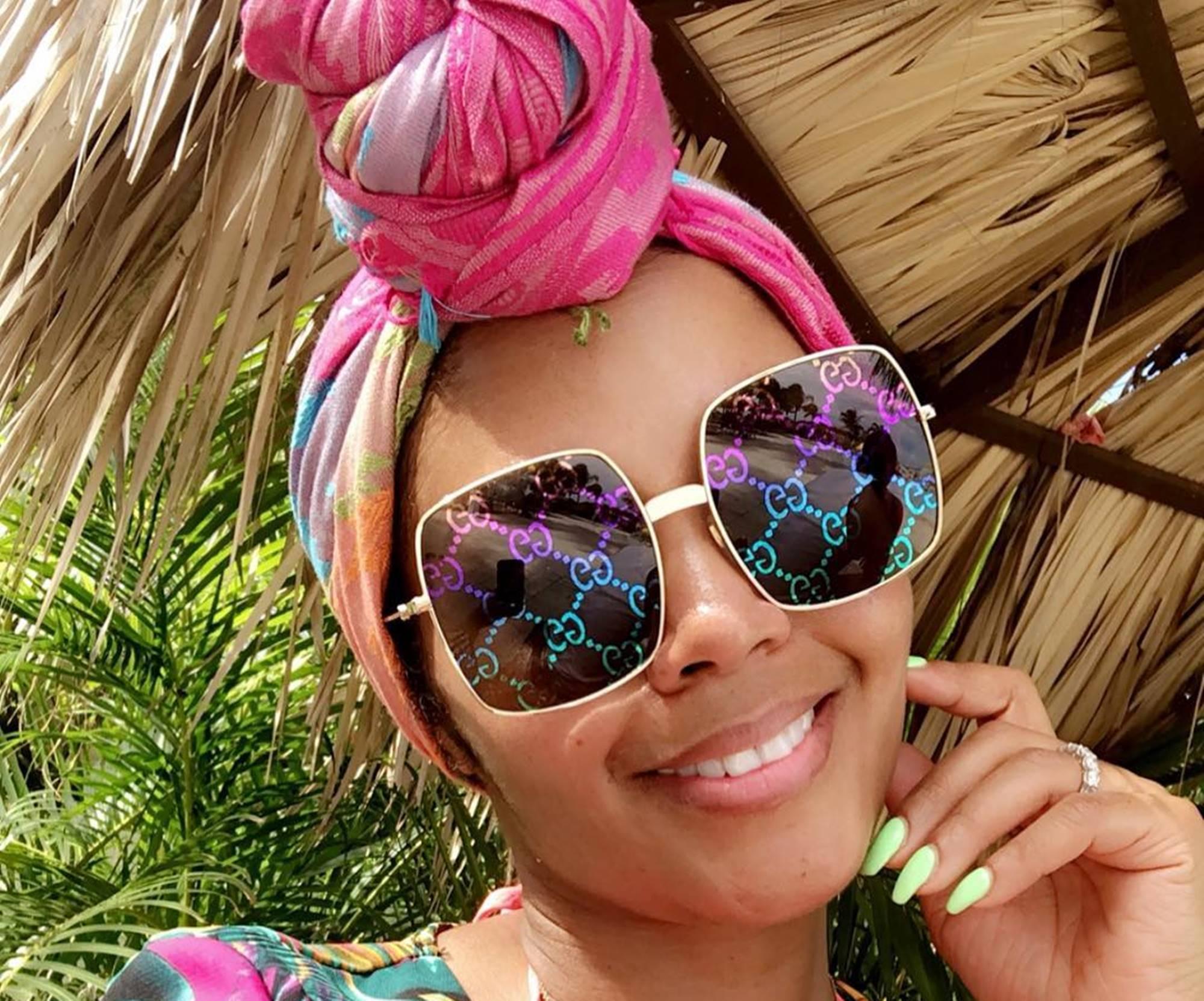 Rasheeda Frost Kirk Jamaica Vacation