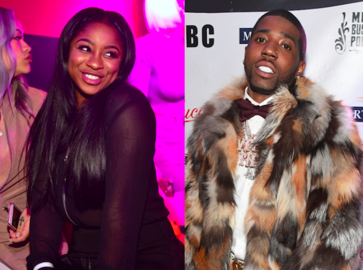 Reginae Carter And YFN Lucci Flirt On Social Media - Here's Her Romantic Photo And Message