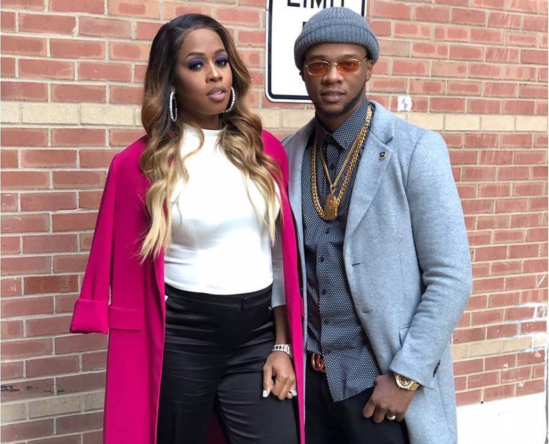 Remy Ma Papoose Post-Baby Body Golden Child