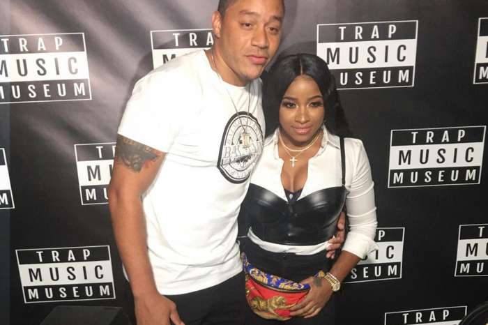 Toya Wright And Red Rushing Did Not Get Married Contrary To Recent Report