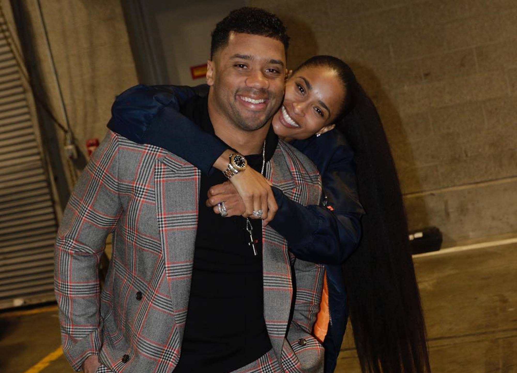 """proud-wife-ciara-focuses-on-her-man-russell-wilson-as-critics-bash-futures-moms-hair-and-looks"""