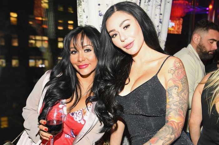 Snooki Defends Her 'Jersey Shore' Co-Star J-Woww By Postage Footage Of Her BFF Talking To The Police After Dispute With Roger Mathews