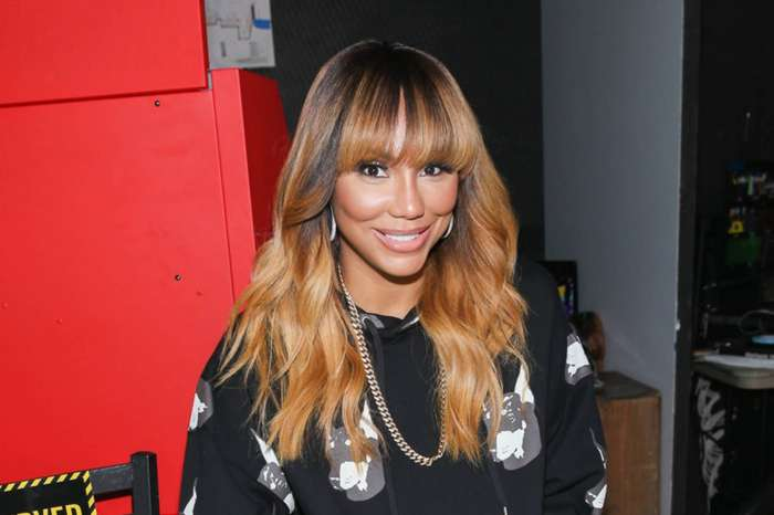 Tamar Braxton Pays Homage To Sister Trina's Ex-Husband Gabe Solis And Makes Some Money While At It
