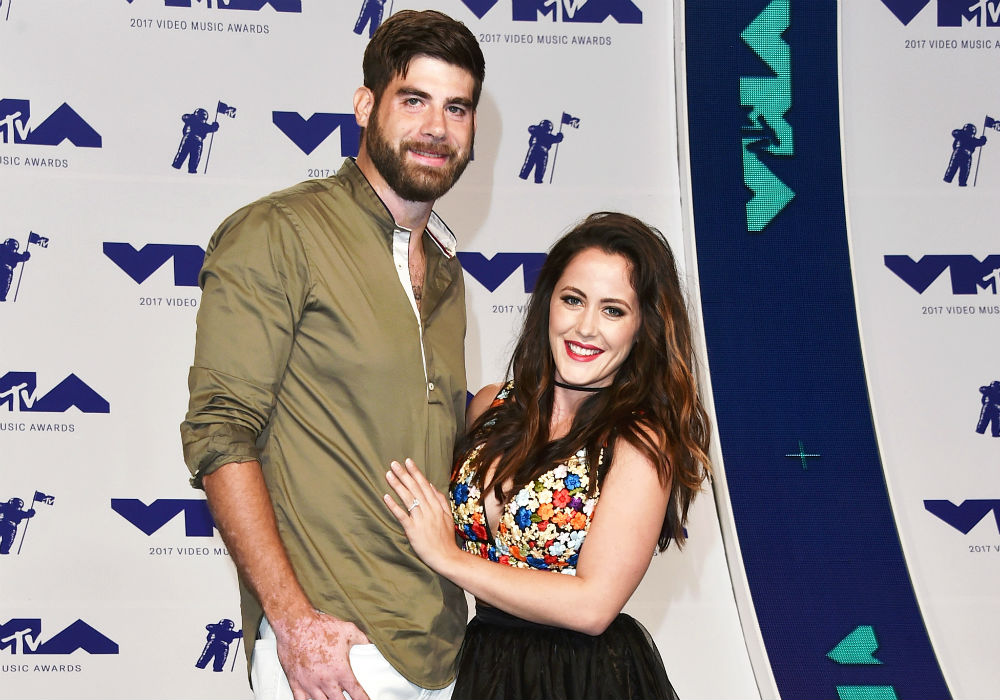 Teen Mom' Star Jenelle Evans Troubled Husband David Eason In Trouble With The Law Again
