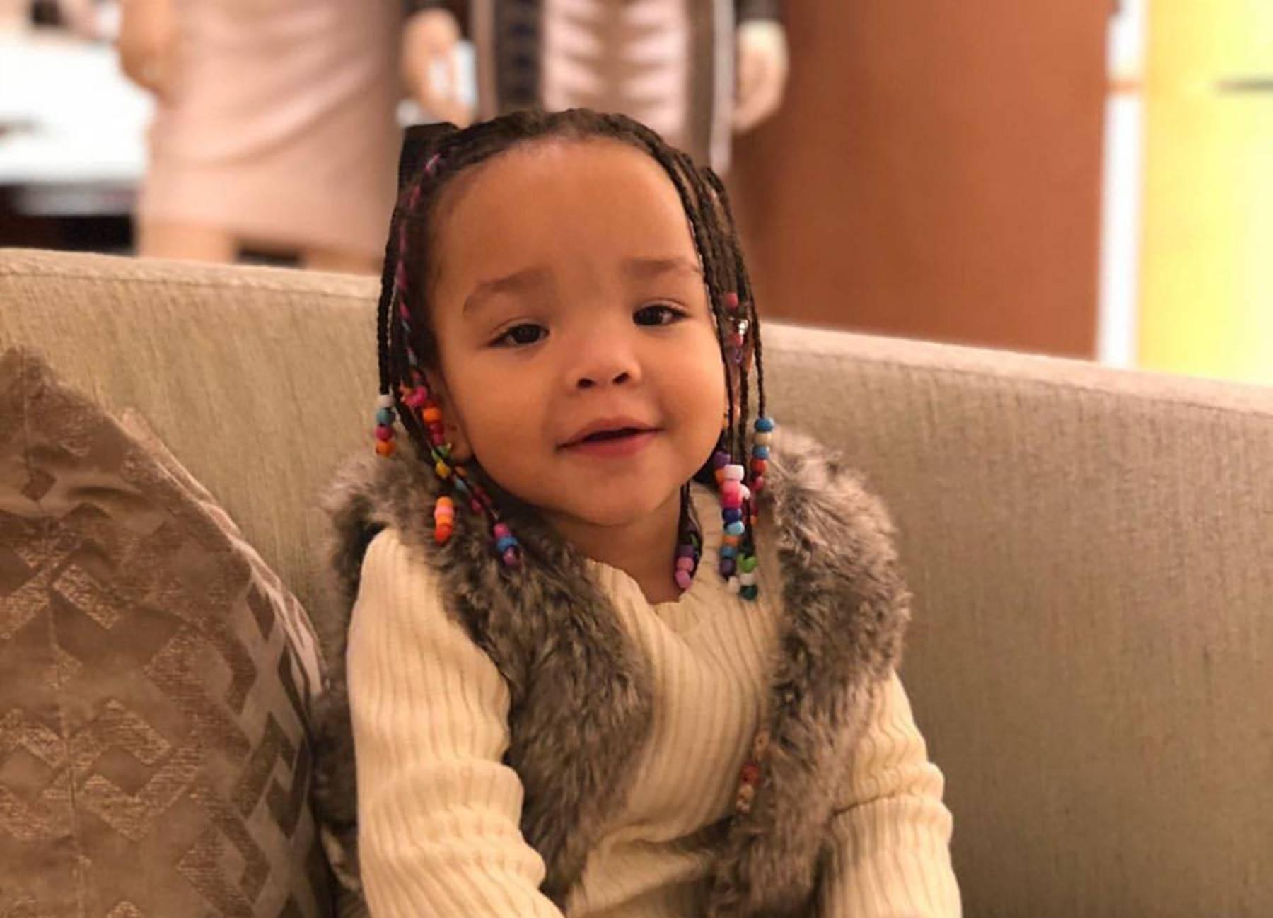 Tiny Harris T.I Baby Heiress Santa Claus