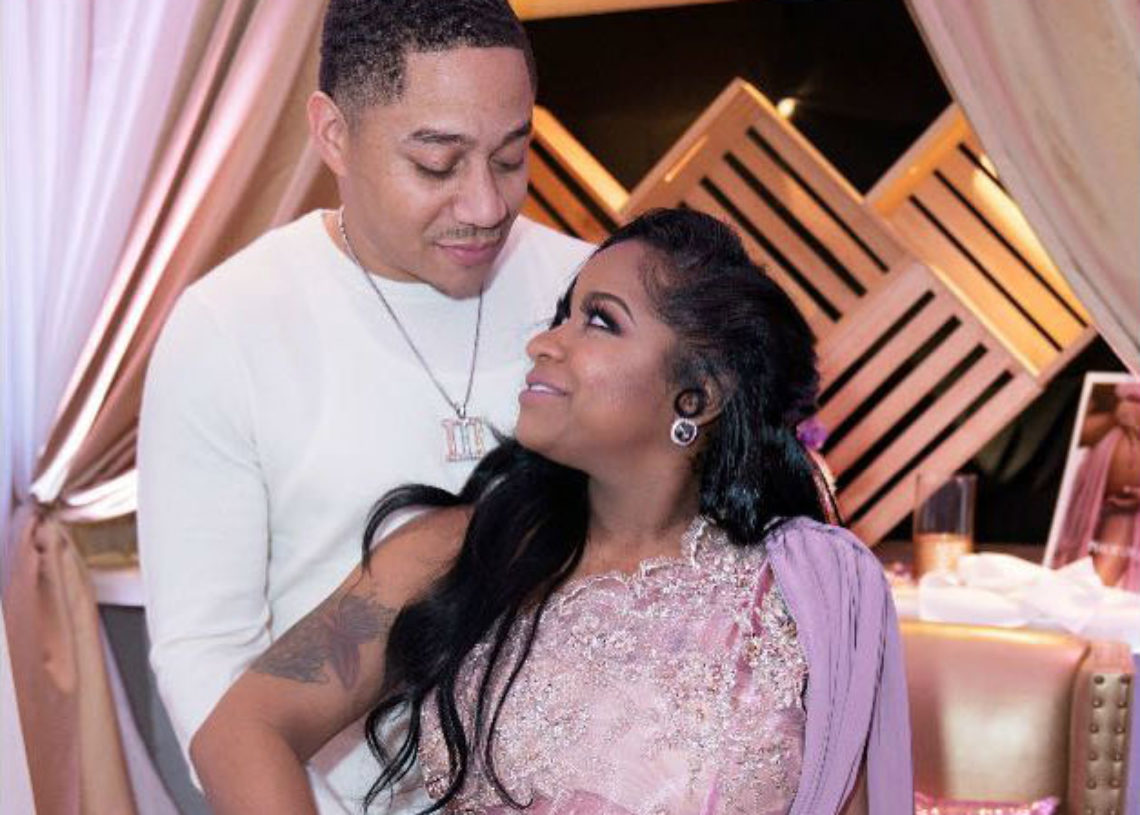 Toya Wright Makes Her Fans Happy With A Series Of New Pics With Robert Rushing For His Birthday