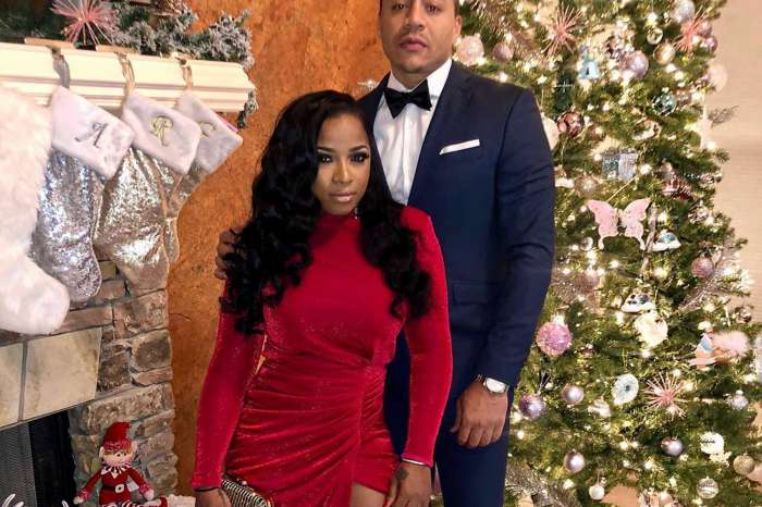 Toya Wright Is Getting Ready For The Best Christmas Ever With Boyfriend Robert Rushing And These Pictures Say The Partying Has Already Started