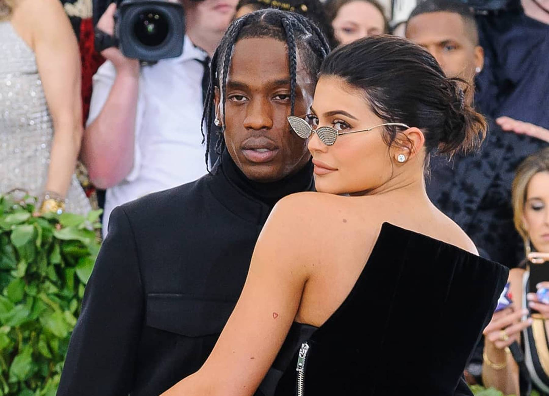 Travis Scott Kylie Jenner Marriage