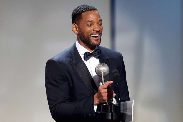 """Will Smith Confirms That The Genie In """"Aladdin"""" Will Be Blue"""