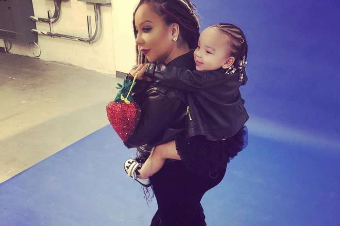 T.I. And Tiny Harris' Daughter, Heiress Harris Has The Very First Real TV Interview About Her Nail Polish Line - Watch It Here