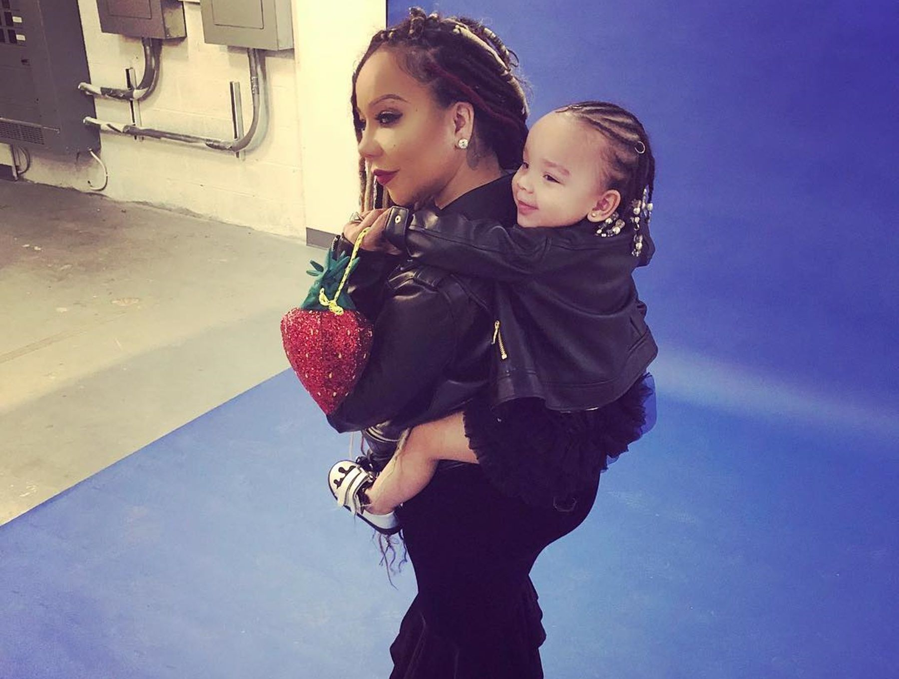 Tiny Harris' Daughter, Heiress Harris Has Her Very First Real TV Interview About Her Nail Polish Line - Watch It Here