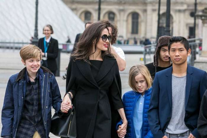 Angelina Jolie - Inside Her Christmas Plans With The Kids!