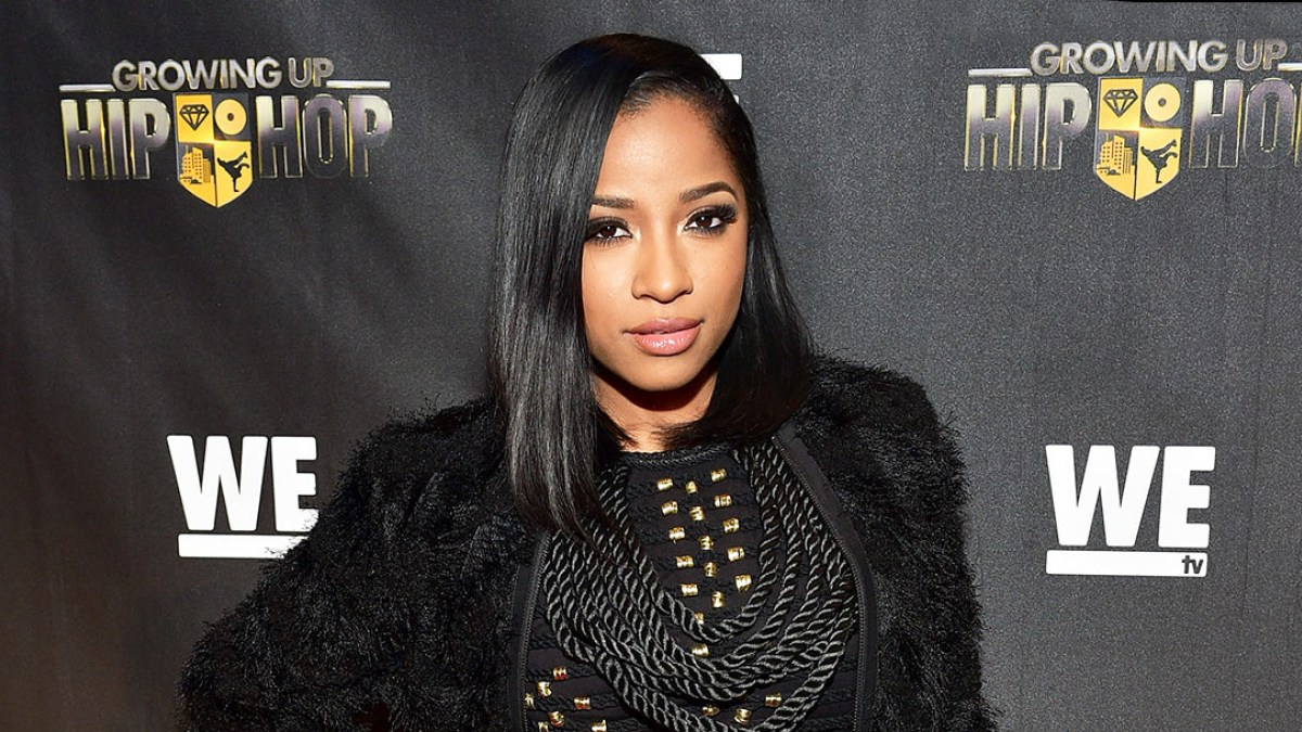 Toya Wright Sends An Important Message To Fans Ahead Of Christmas With A Family Photo - People Say That Reigny Is The Spitting Image Of Her Dad
