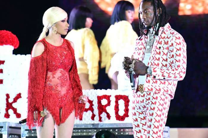 Cardi B To Spend The Holidays With Offset - Has She Forgiven Him?
