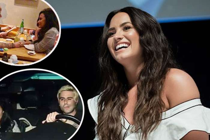 Demi Lovato And Henri Levy Lock Lips In Sweet Video, Making Their Romance Instagram Official!