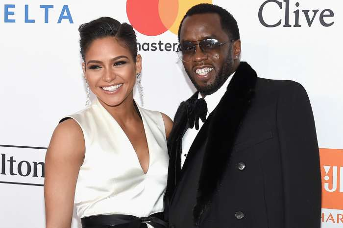 Diddy Sends Love To His Ex, Cassie Following Her Grandmother's Passing!