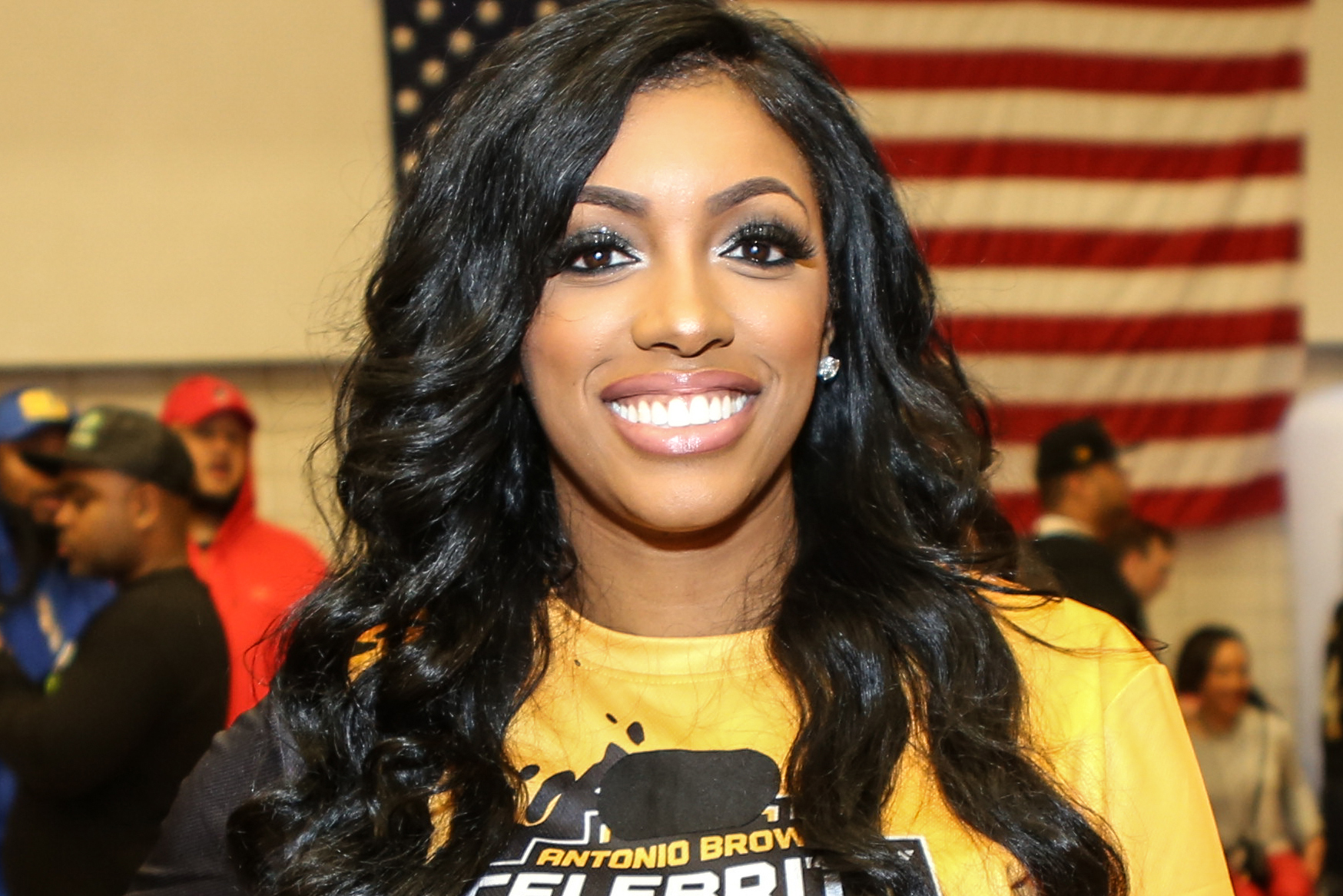 Porsha Williams Forgets All About Feuds And Gives A Shoutout Shoutout To All Her 'Fellow Black Movers And Shakers Of 2018'