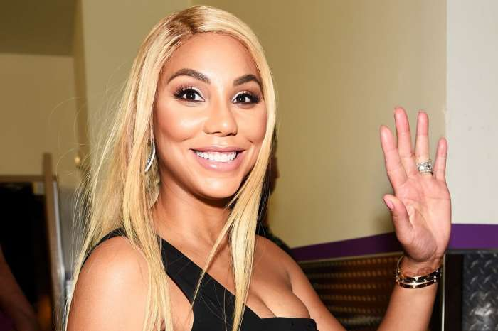 Tamar Braxton Teases Fans With A Video From One Of Her Concerts