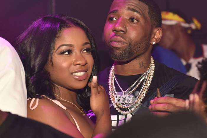 Reginae Carter Had Her Very Own Screening Of The Movie 'Escape Room': 'It Was Crazy' - Some People Came After Her For Still Being Together With YFN Lucci