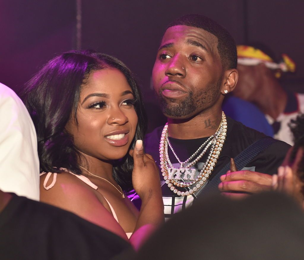 Reginae Carter Had Her Very Own Screening Of The Movies 'Escape Room': 'It Was Crazy' - Some People Came After Her For Still Being Together With YFN Lucci