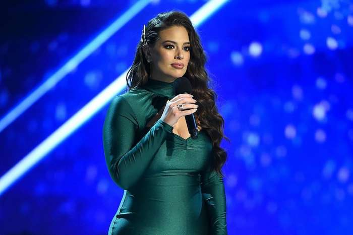 Ashley Graham Shows Her Followers Her Nasty Bruises After Falling Down The Stairs At Miss Universe!
