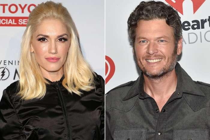 Gwen Stefani Excitedly Plays Blake Shelton's Slot Game In Las Vegas - See Her Gushing Over Him On Camera!