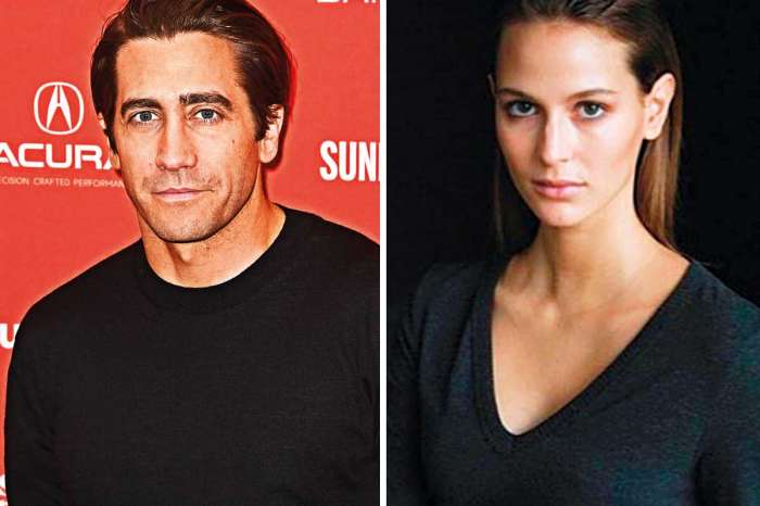 Jake Gyllenhaal And Model Jeanne Cadieu Photographed On Paris Stroll Amid Dating Rumors