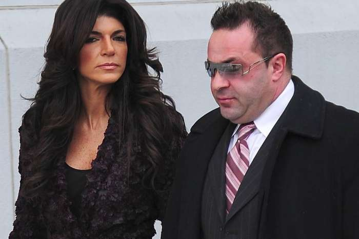 Teresa And Joe Giudice - Will She And The Girls Visit Him In Prison This Christmas?