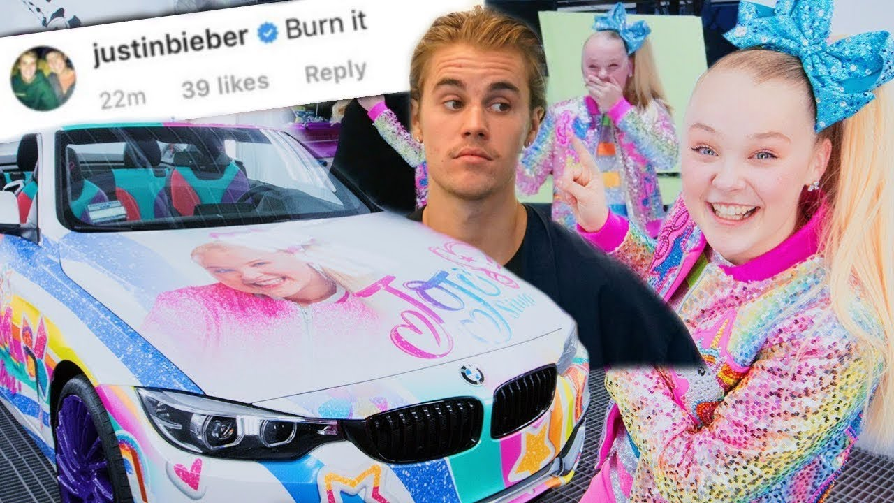 Justin Bieber Disses Jojo Siwa And Social Media Is Outraged That