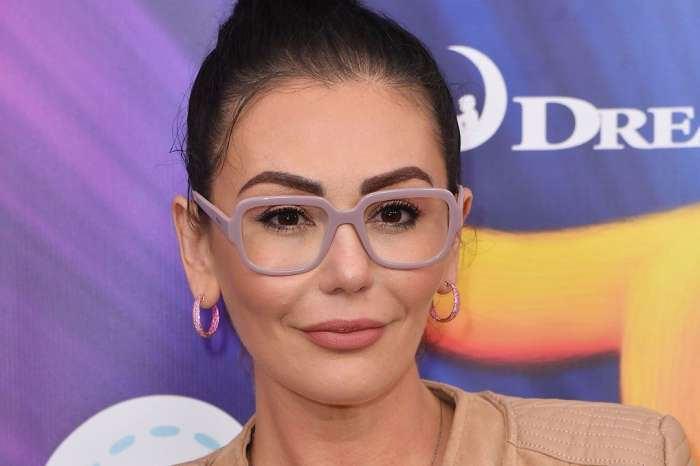 JWoww Addresses Her Former Boyfriend's Arrest After Allegedly Trying To Extort Her!