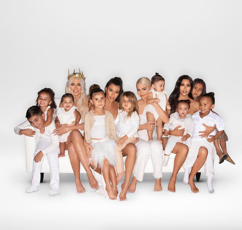 kardashian-christmas-card-2018