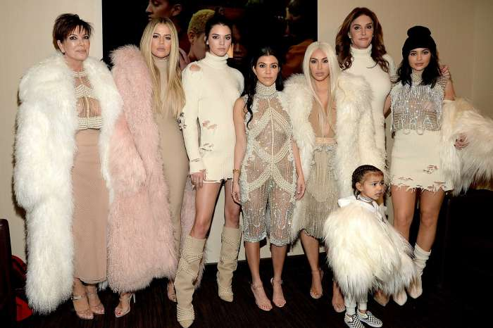 KUWK: Kris And Kendall Jenner Not In Kardashian Christmas Card - The Sisters Explain Why After Fans Freak Out!