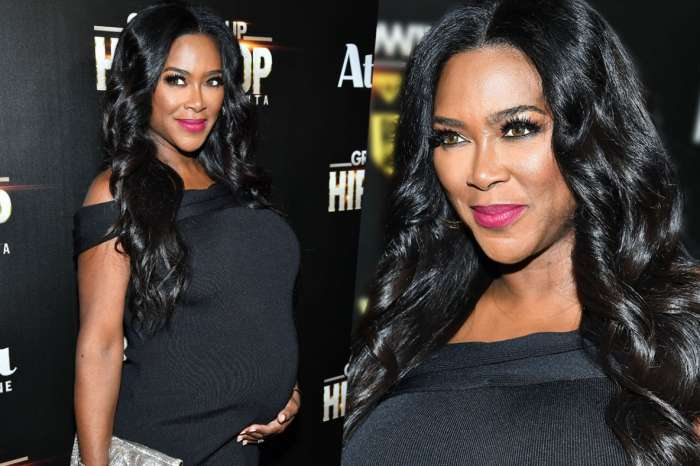 Kenya Moore Thinks Her Husband Is An 'Incredible Father' - 'Her Heart Melts' Seeing Marc Daly With Daughter Brooklyn!