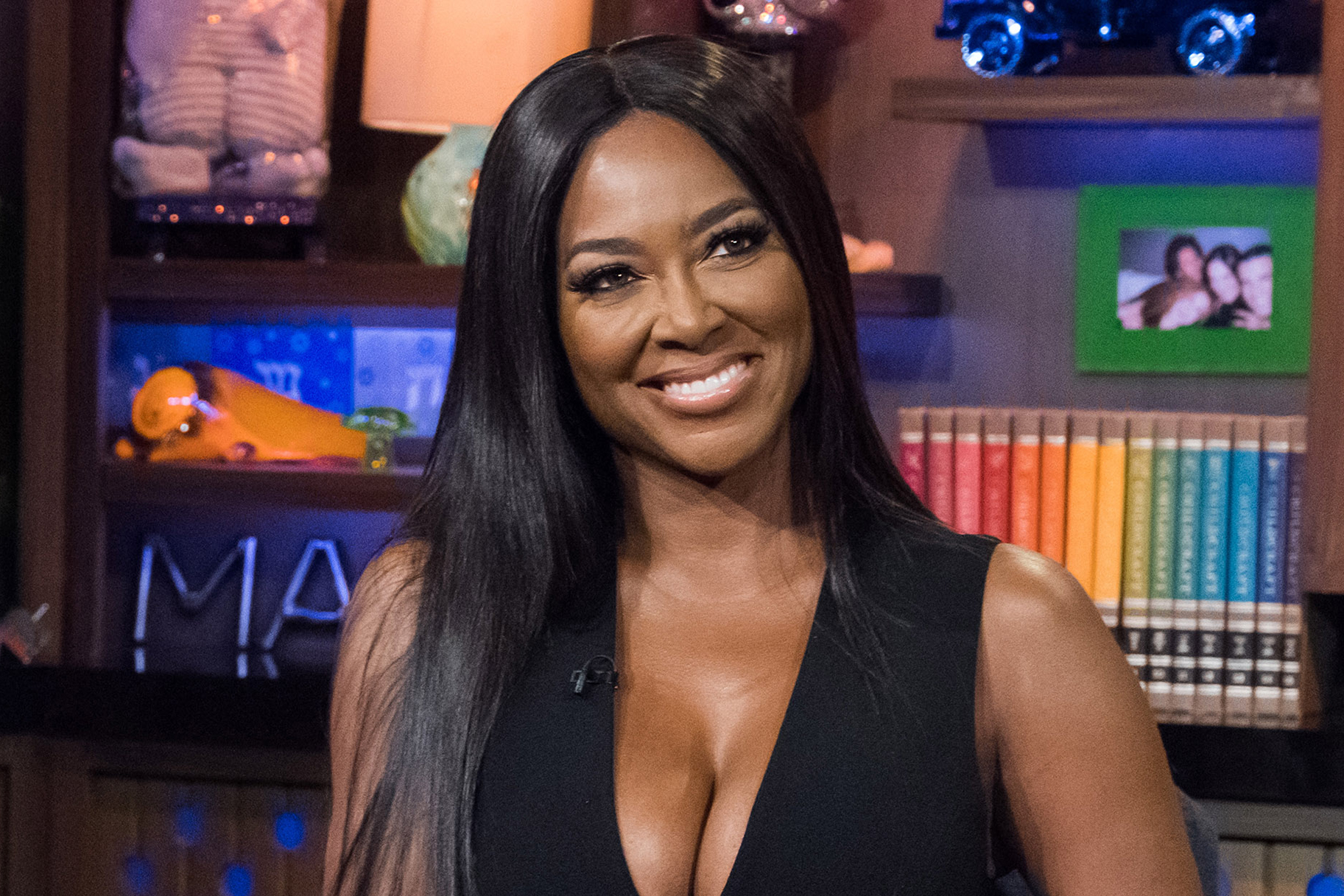 Kenya Moore's Latest Photos Have Fans Saying That NeNe Leakes Is Jealous Of Her