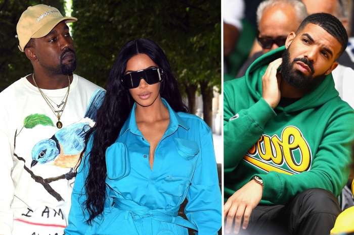 Kanye West Says He Didn't Know Drake Was Following Kim Kardashian On Instagram Until Today