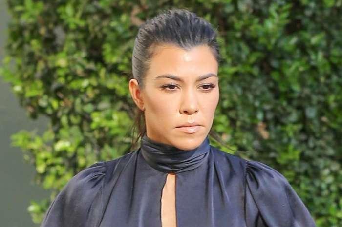 Kourtney Kardashian Is Reportedly Jealous Again Of Scott Disick And Sofia Richie's Relatioship
