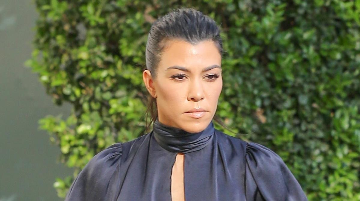 Kourtney Kardashian Is Reportedly Jealous Again On Scott Disick And Sofia Richie's Relatioship